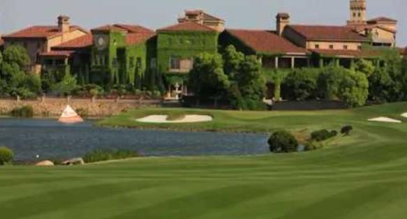 sheshan golf club house main water