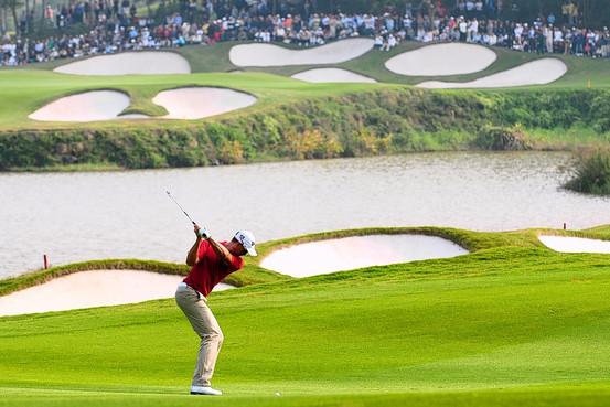プレーを夢見るゴルフコース